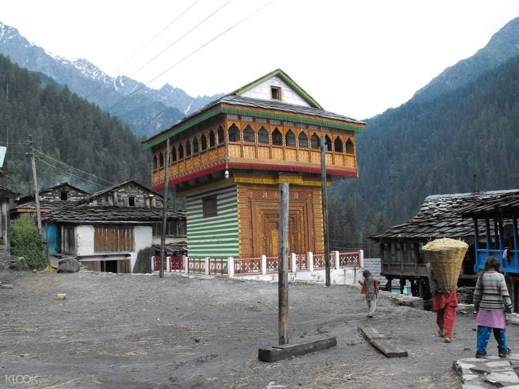 Kasol村至Grahan村徒步