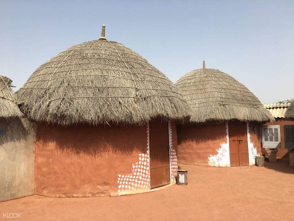 布希诺传统部落生活