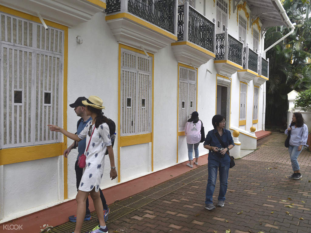 Fontainhas Heritage Walk