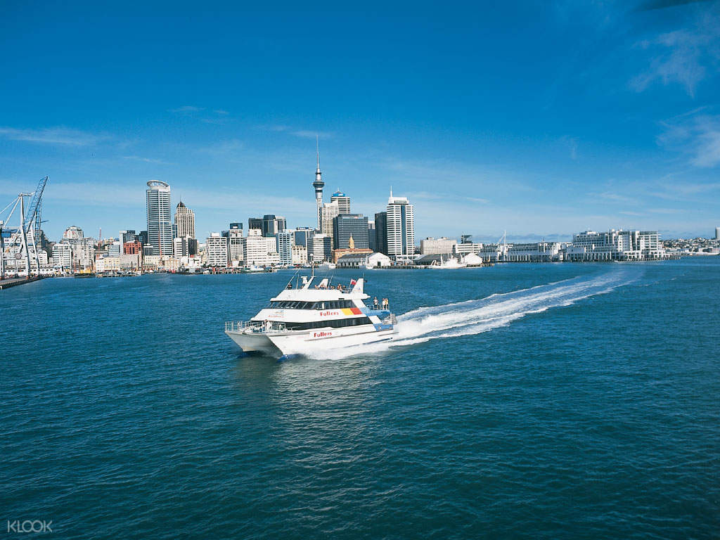 spectacular auckland day tour with fullers harbour explorer cruise klook. Black Bedroom Furniture Sets. Home Design Ideas