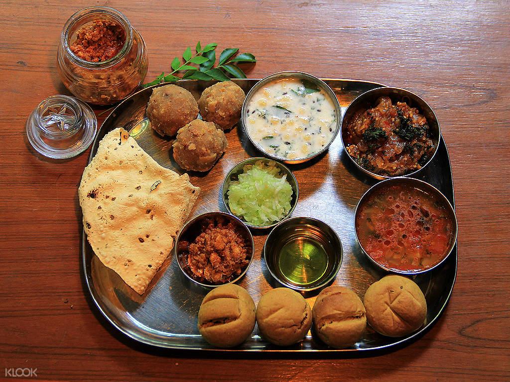 拉贾斯坦邦美食,斋浦尔美食,斋浦尔私房菜