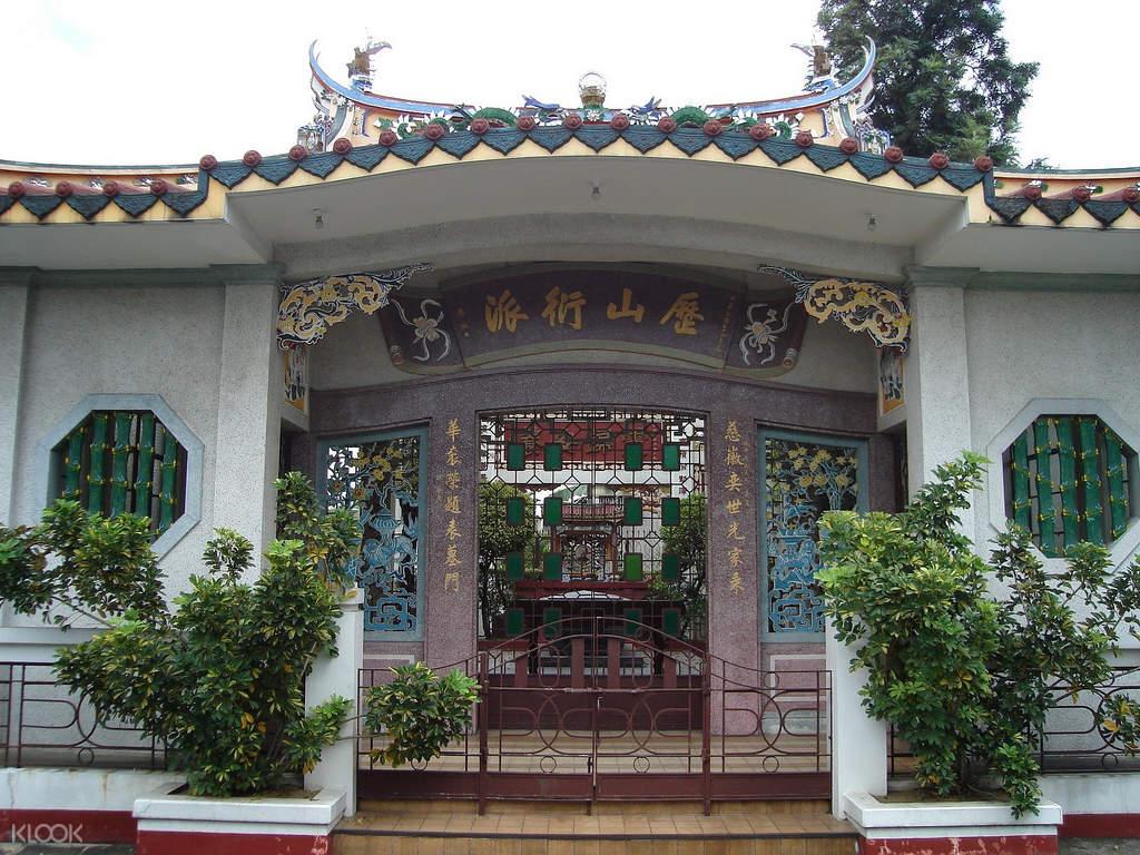 chinese mausoleums
