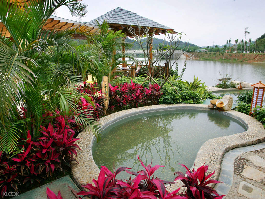 Nankunshan Hot Springs