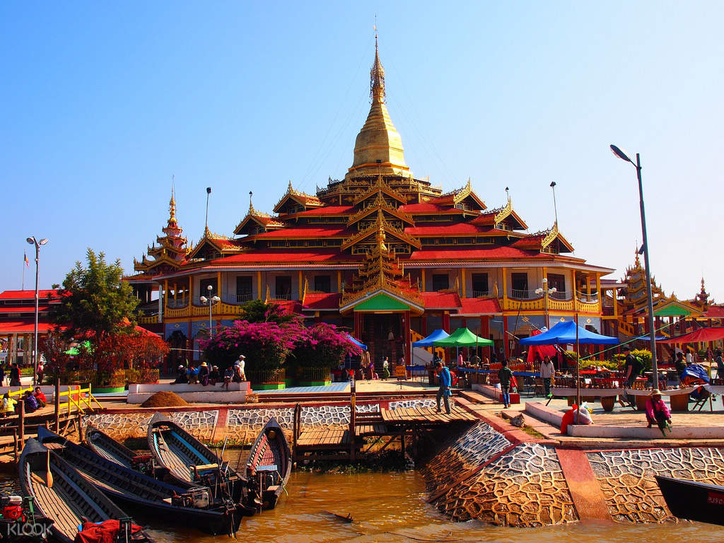 inle lake day tour