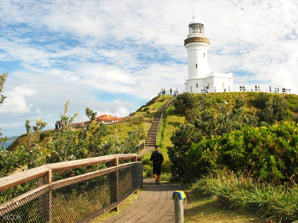 byron bay lighthouse walk