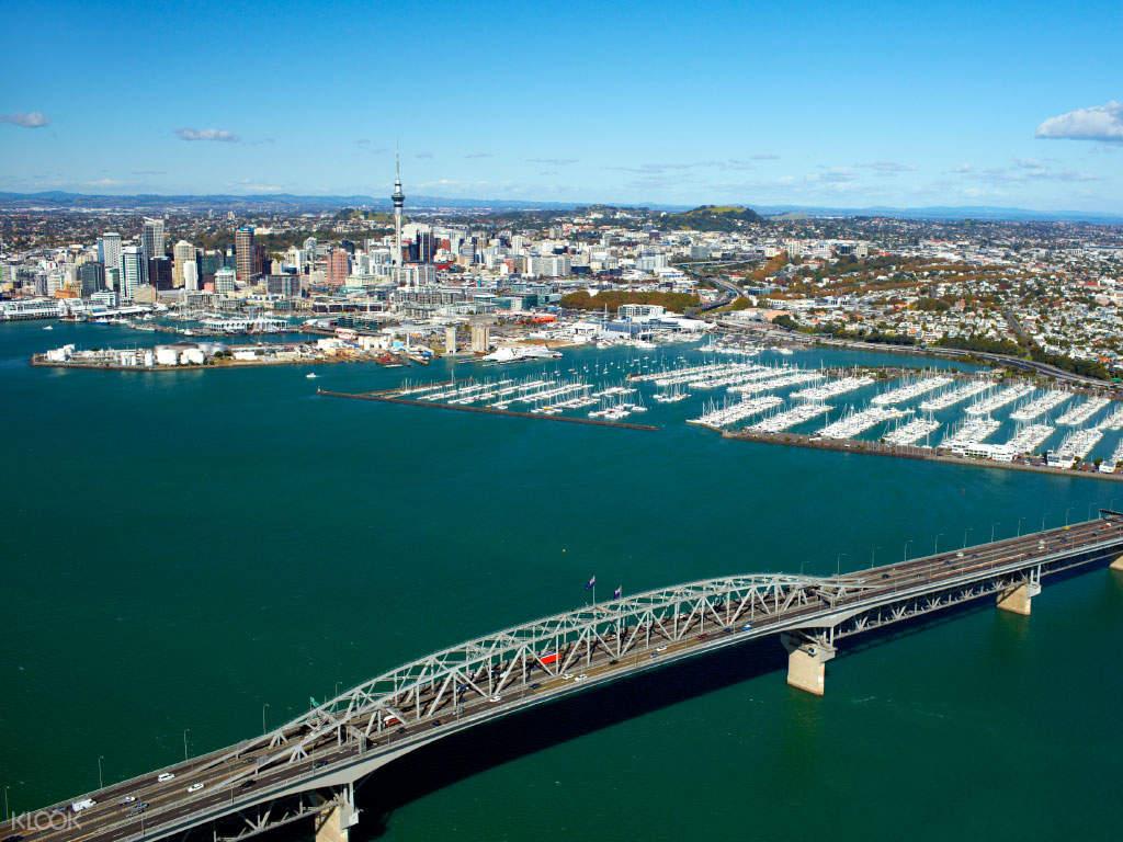 新西兰奥克兰海港大桥
