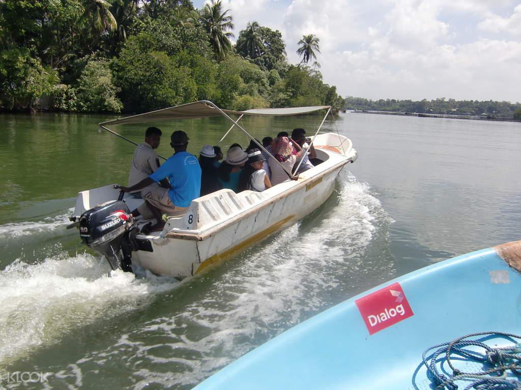 Balapitiya River Safari from Colombo - Klook