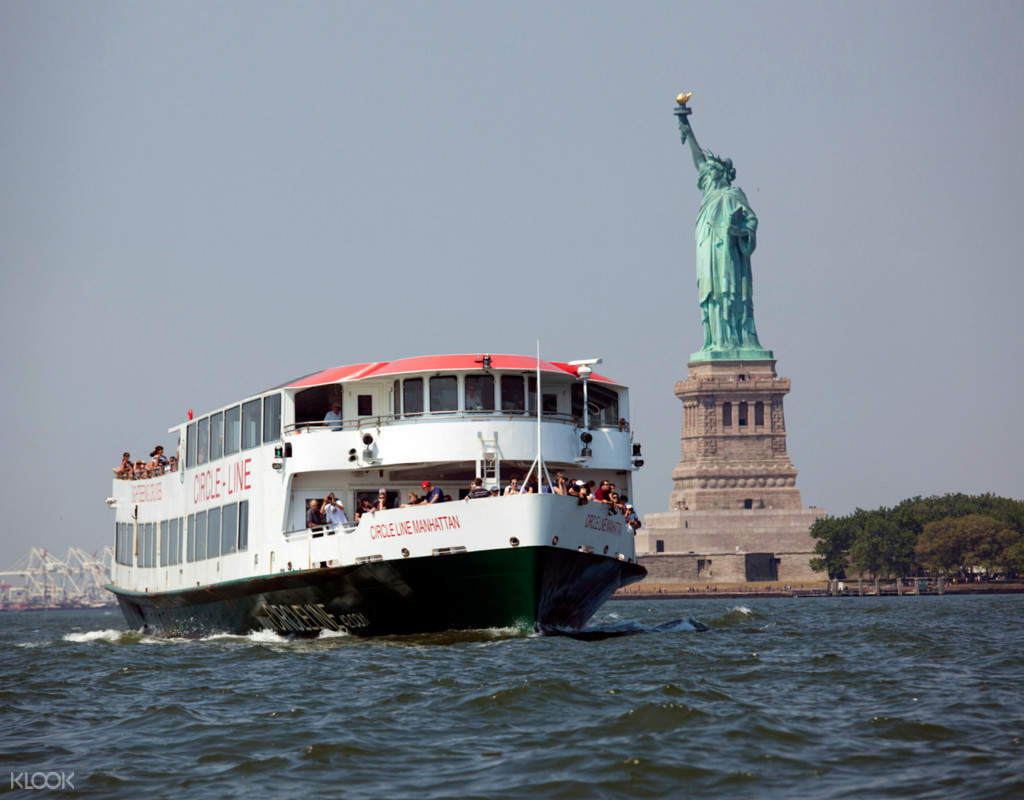 New York Landmark cruise