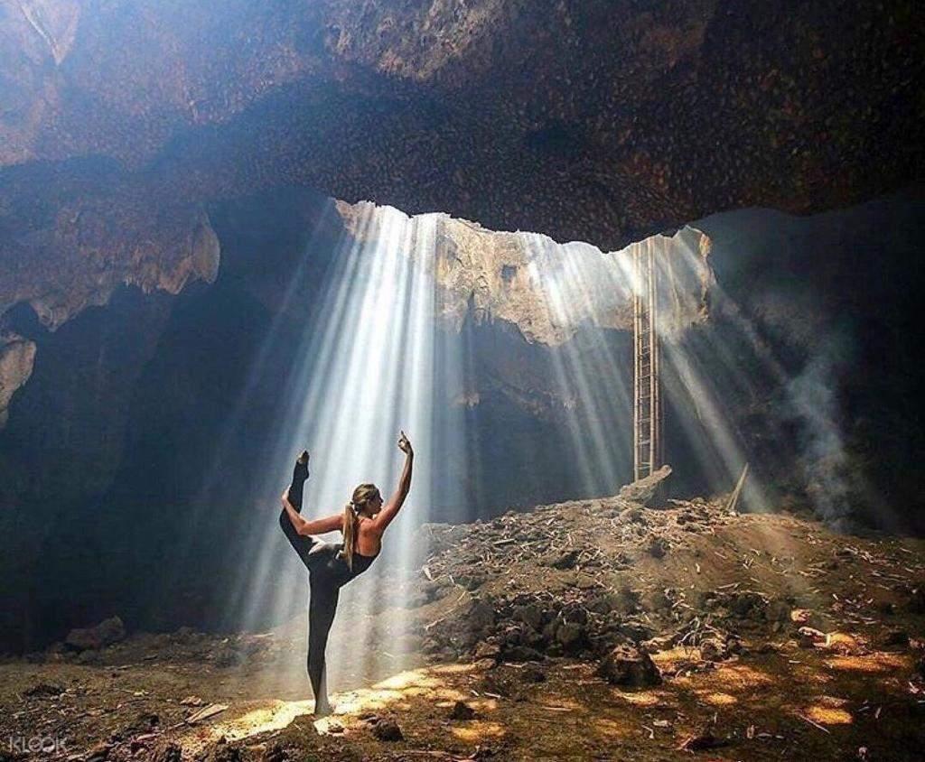 Goa Bangkang (Bangkang Cave) and Sukarare Village Trekking Tour