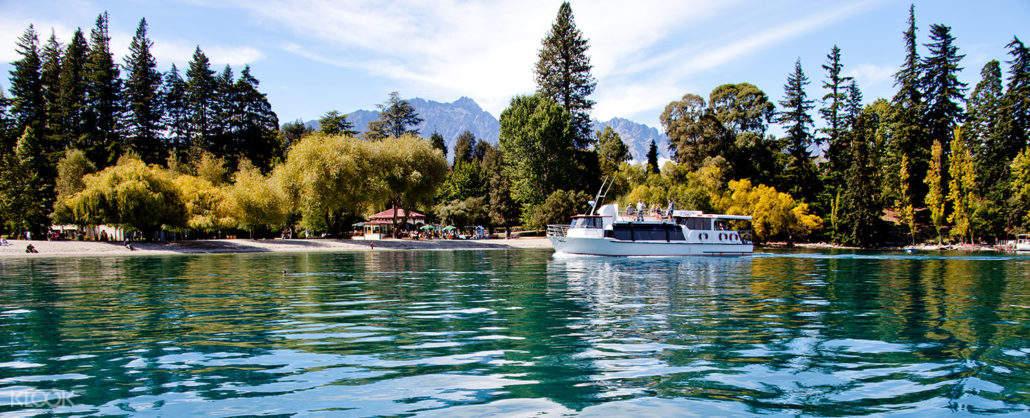 cruise Lake Wakatipu