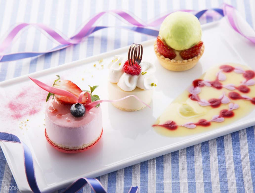 Salon de Sweets甜點