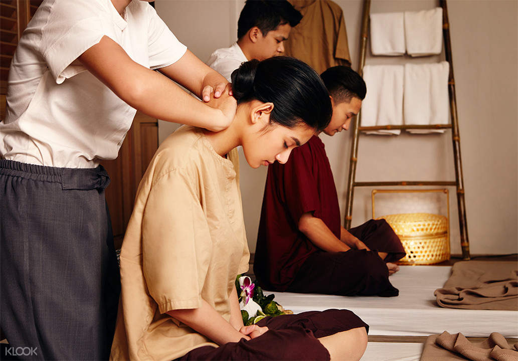 yunomori thai massage