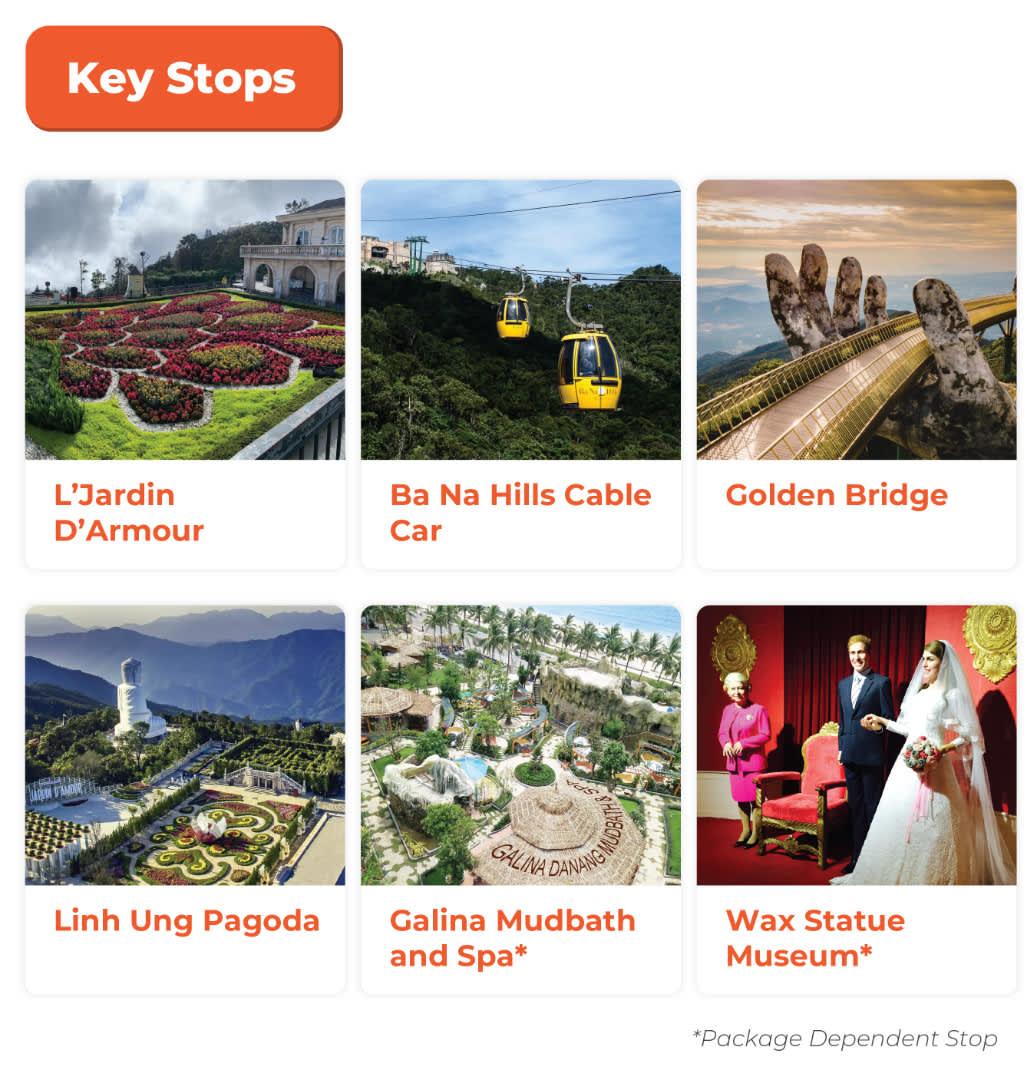 attractions at ba na hills