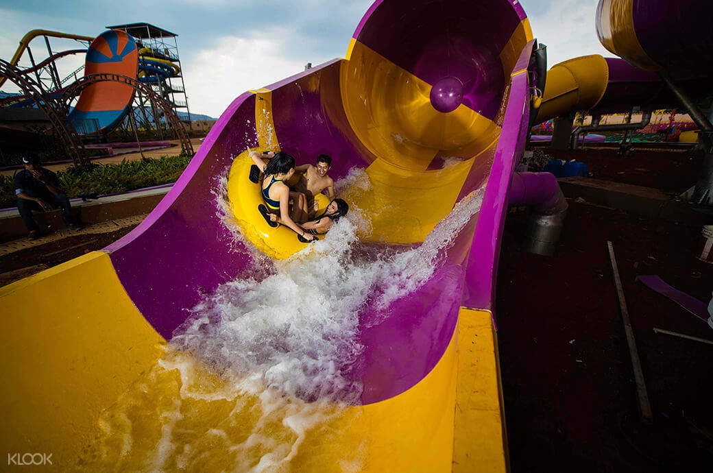 Wet N Joy Water Park Ticket in Lonavala from Pune, India