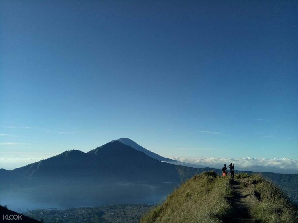 Mout Batur trekking