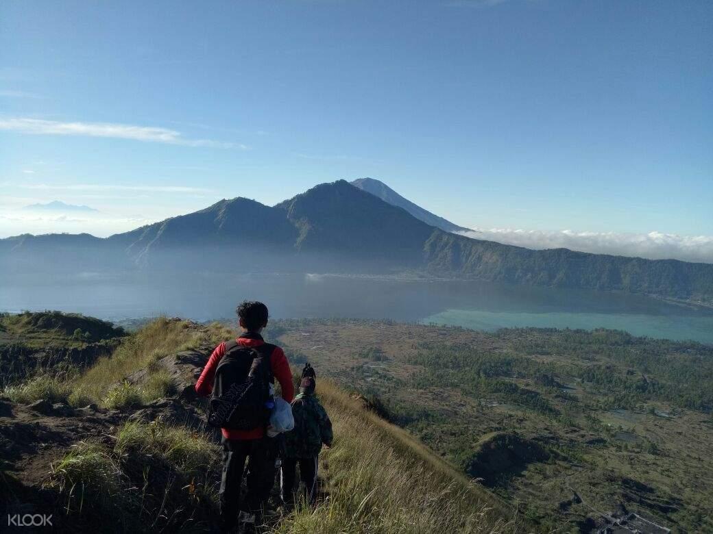 巴杜爾火山日出,巴杜爾火山徒步,巴杜爾火山