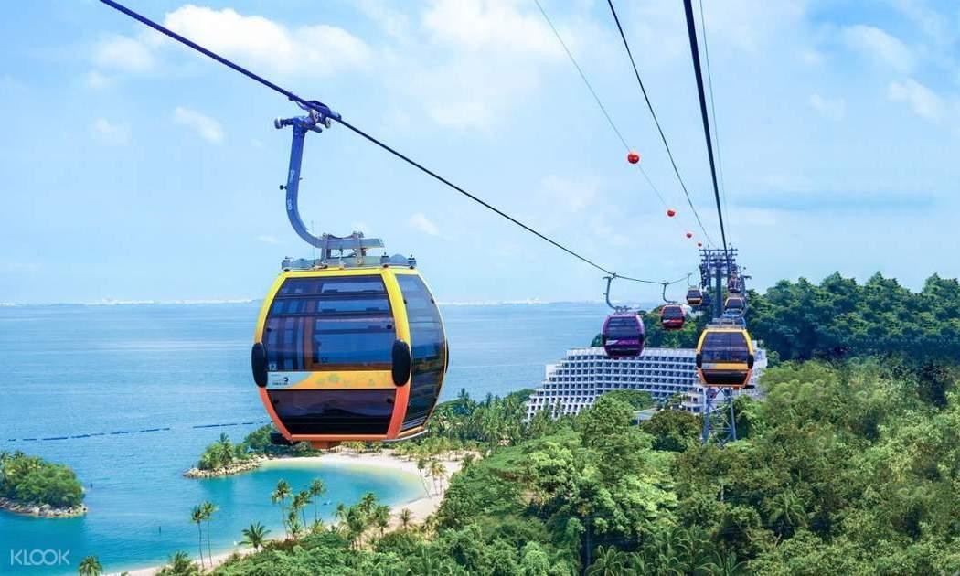 03 Singapore Cable Car