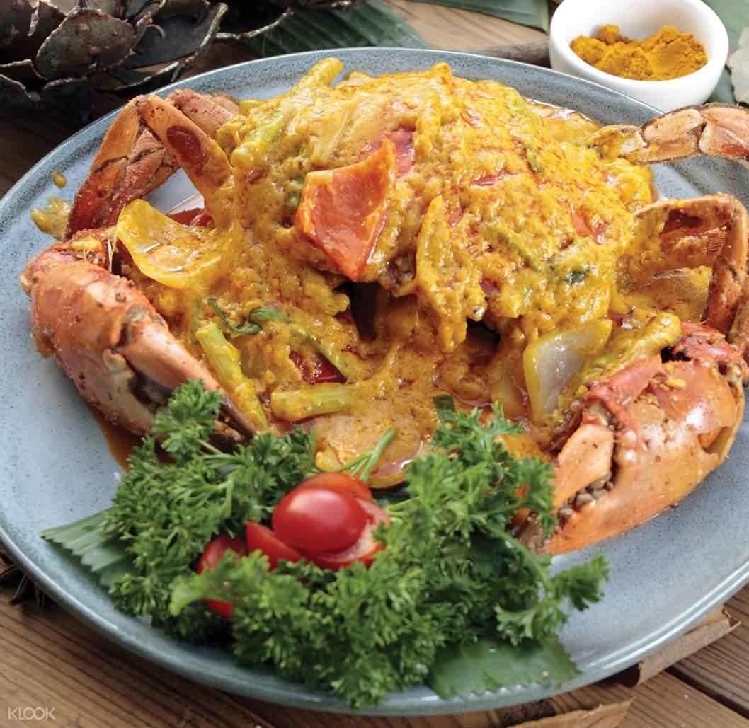 thai master restaurant and bar tsim sha tsui hong kong curry crab