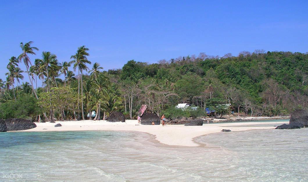 芭達雅跳島