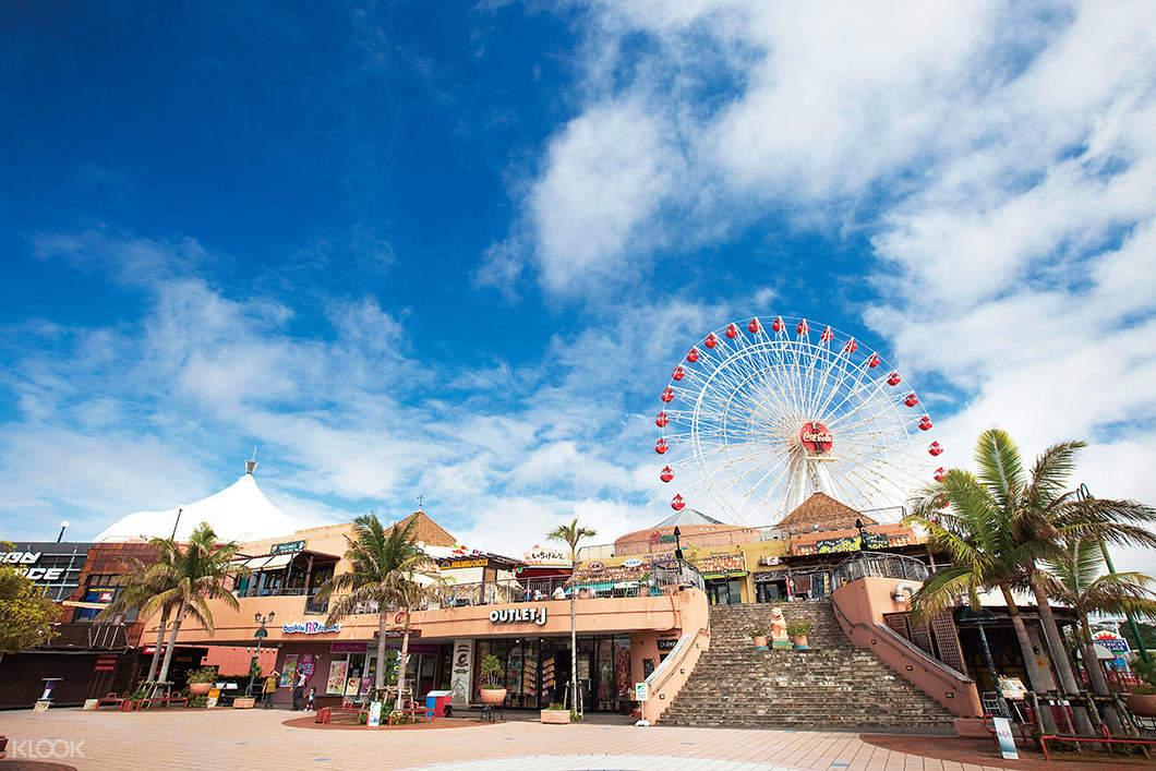 american village 4-6 day car rental okinawa