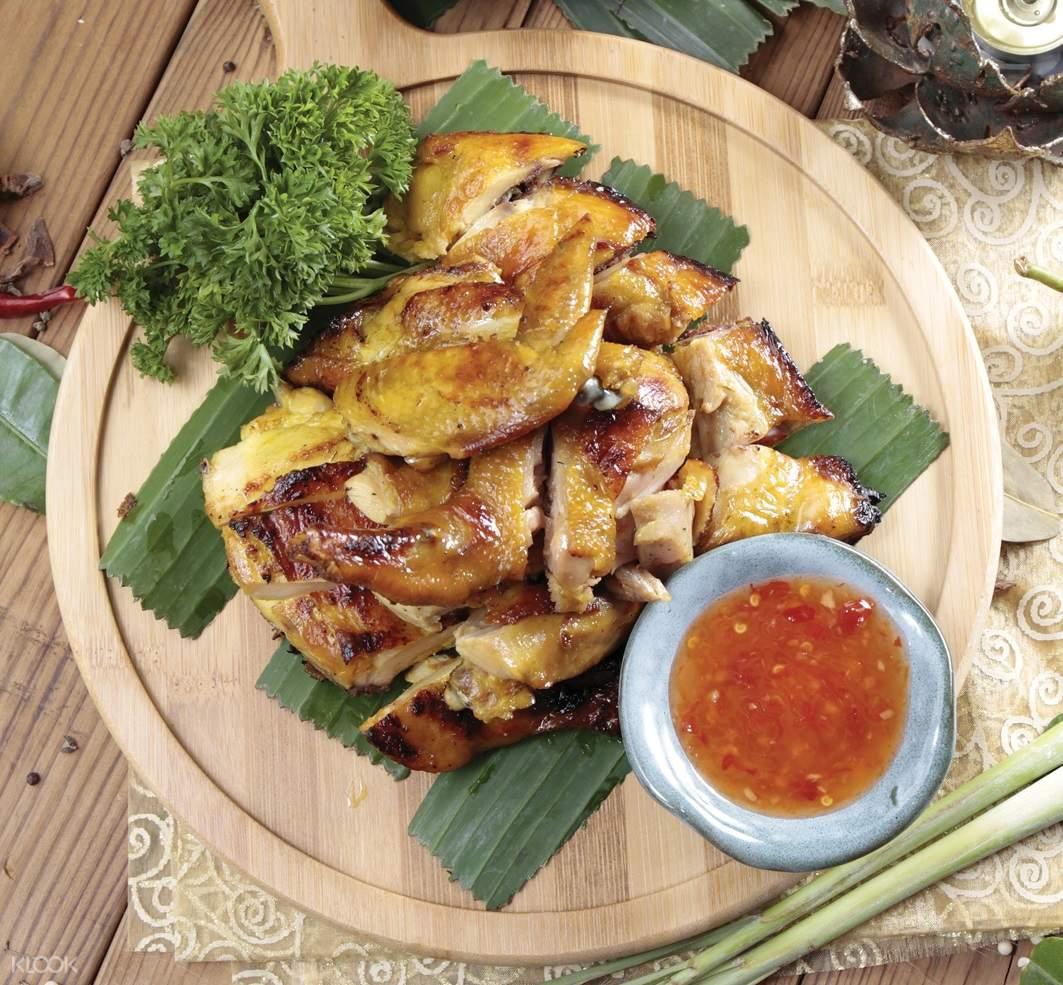 thai master restaurant and bar tsim sha tsui hong kong chicken
