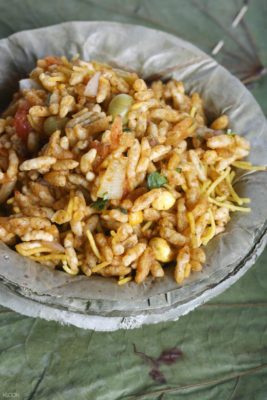孟買美食之旅