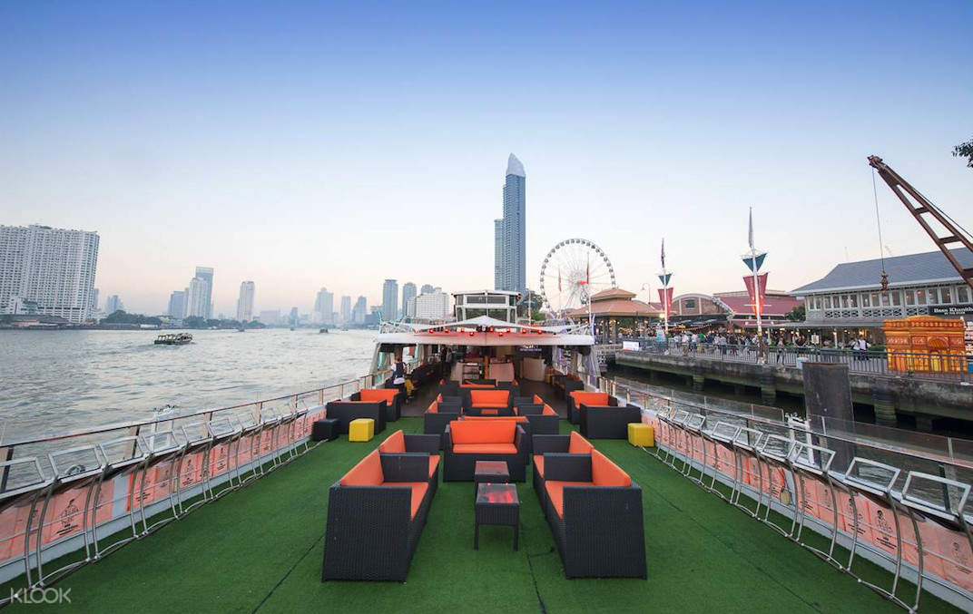 yodsiam boat dinner cruise