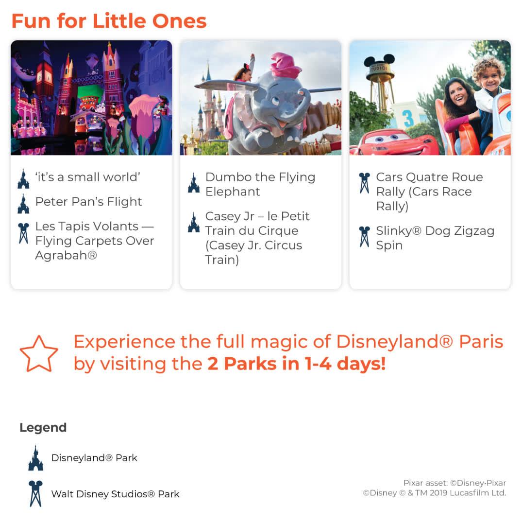 Must try in Disneyland