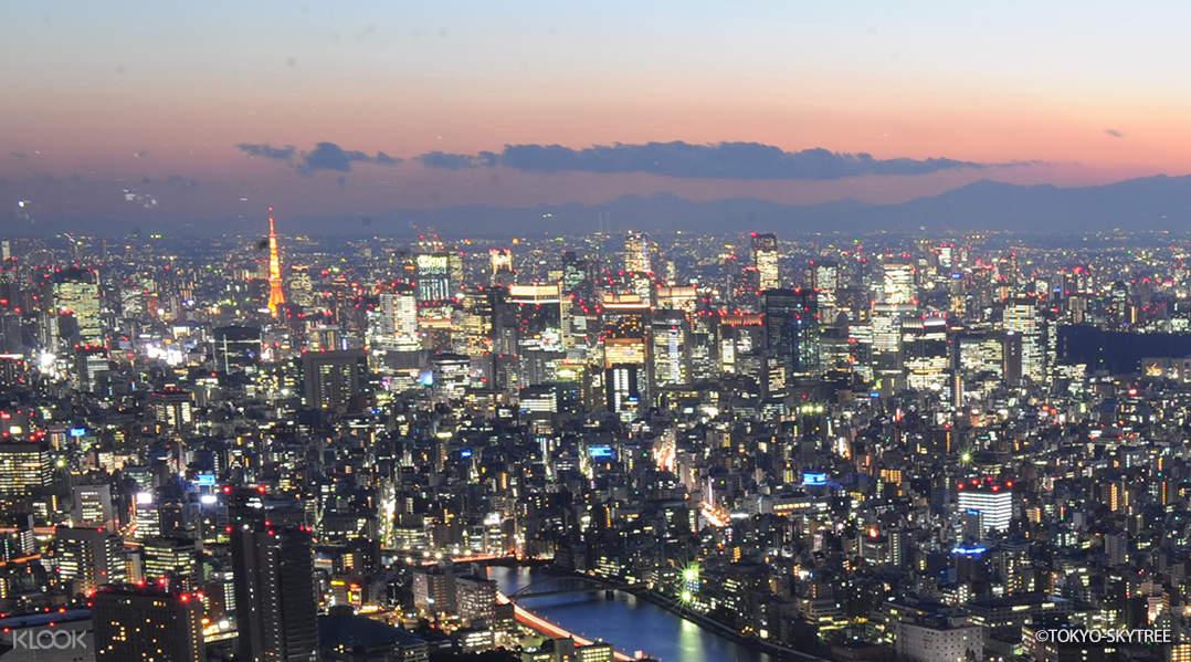 东京晴空塔