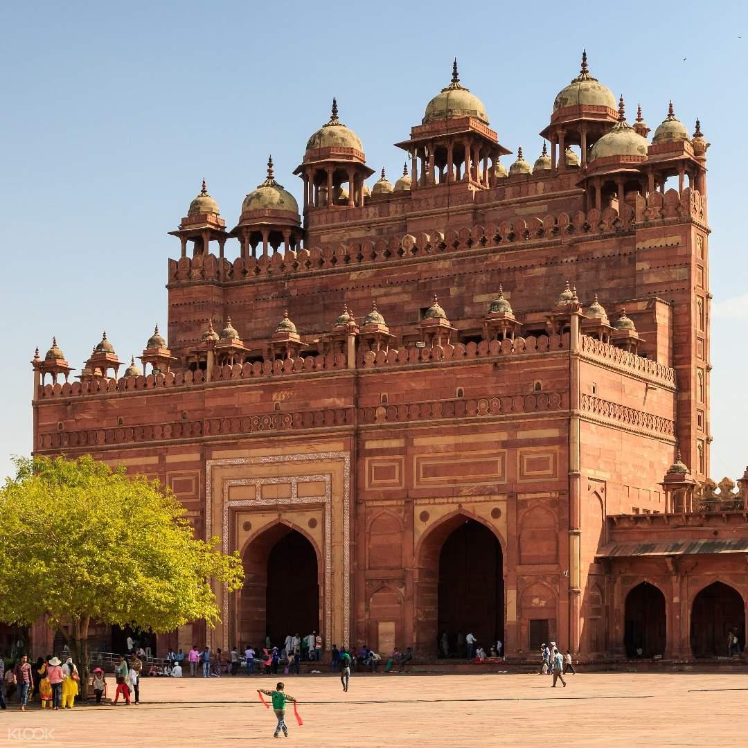 印度Fatehpur Sikri