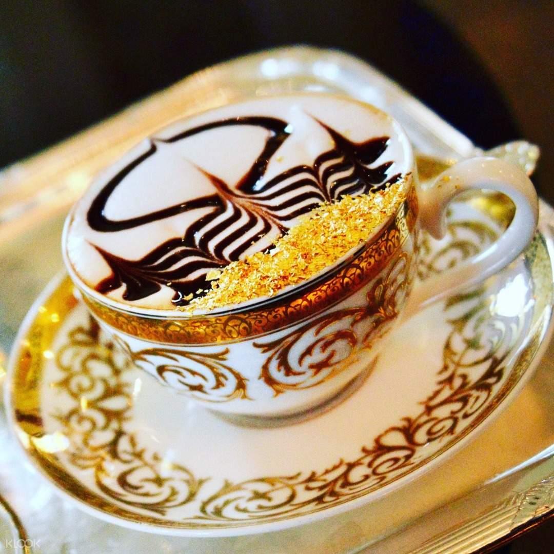 阿布扎比皇宮酒店Le Cafe下午茶體驗