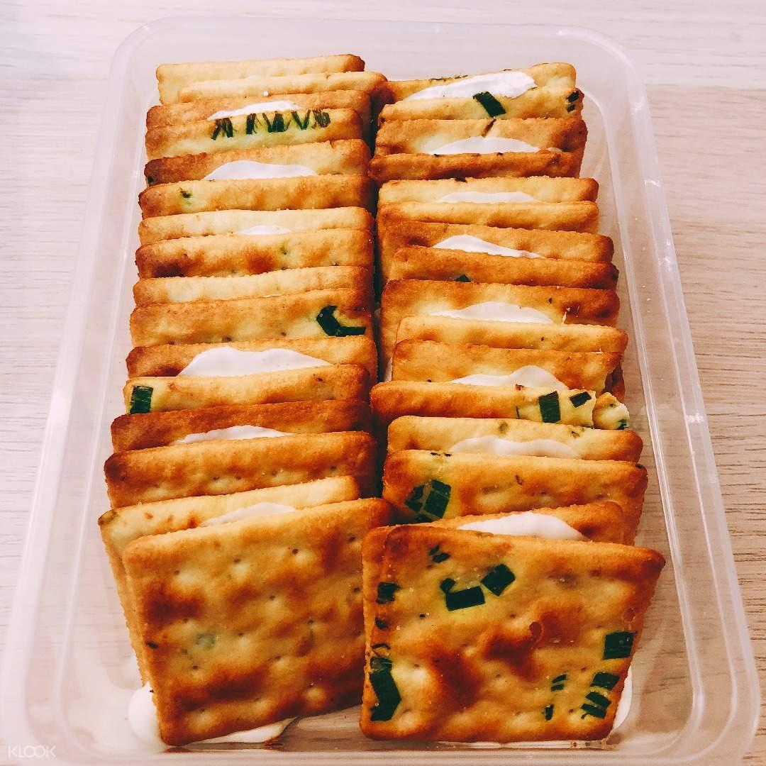 台湾伴手礼,蜜密牛轧糖饼干,台湾牛轧糖饼干,台湾必买饼干,台湾人气饼干,台湾必买美食