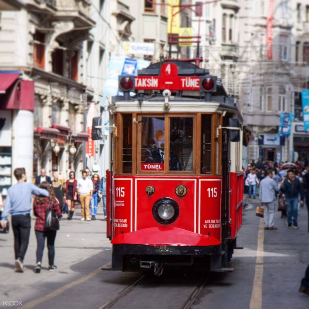 istiklal street and beyoglu walking day tour istanbul