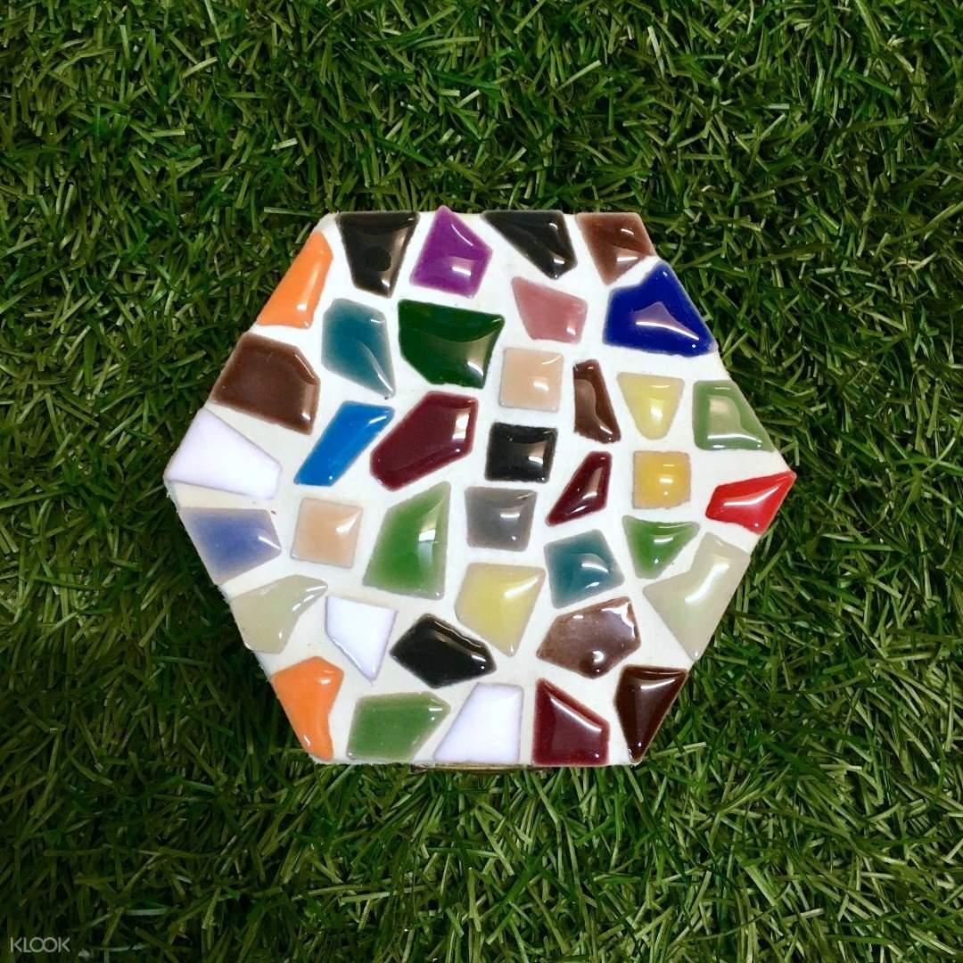 mosaic art class hong kong