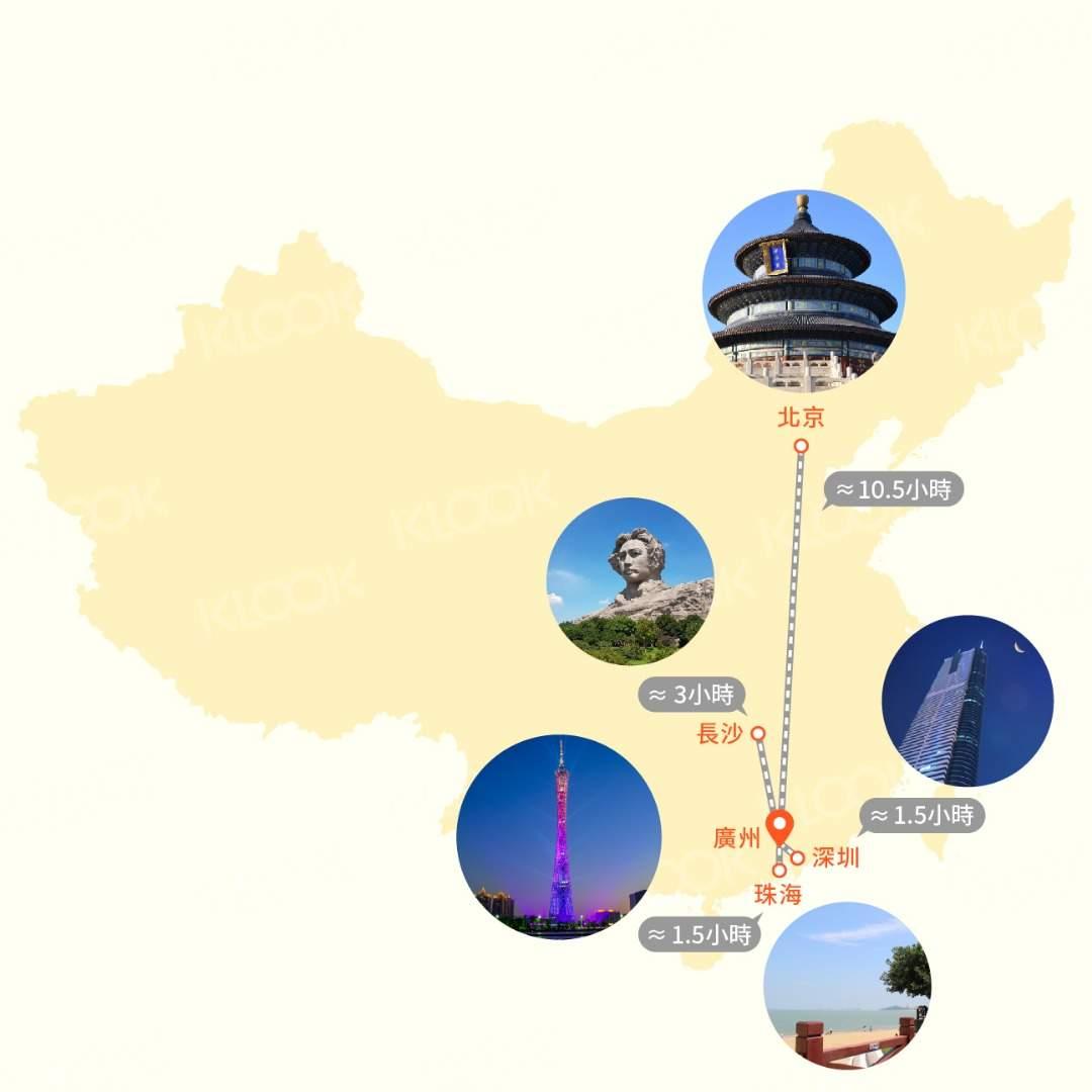 中國鐵路高鐵票