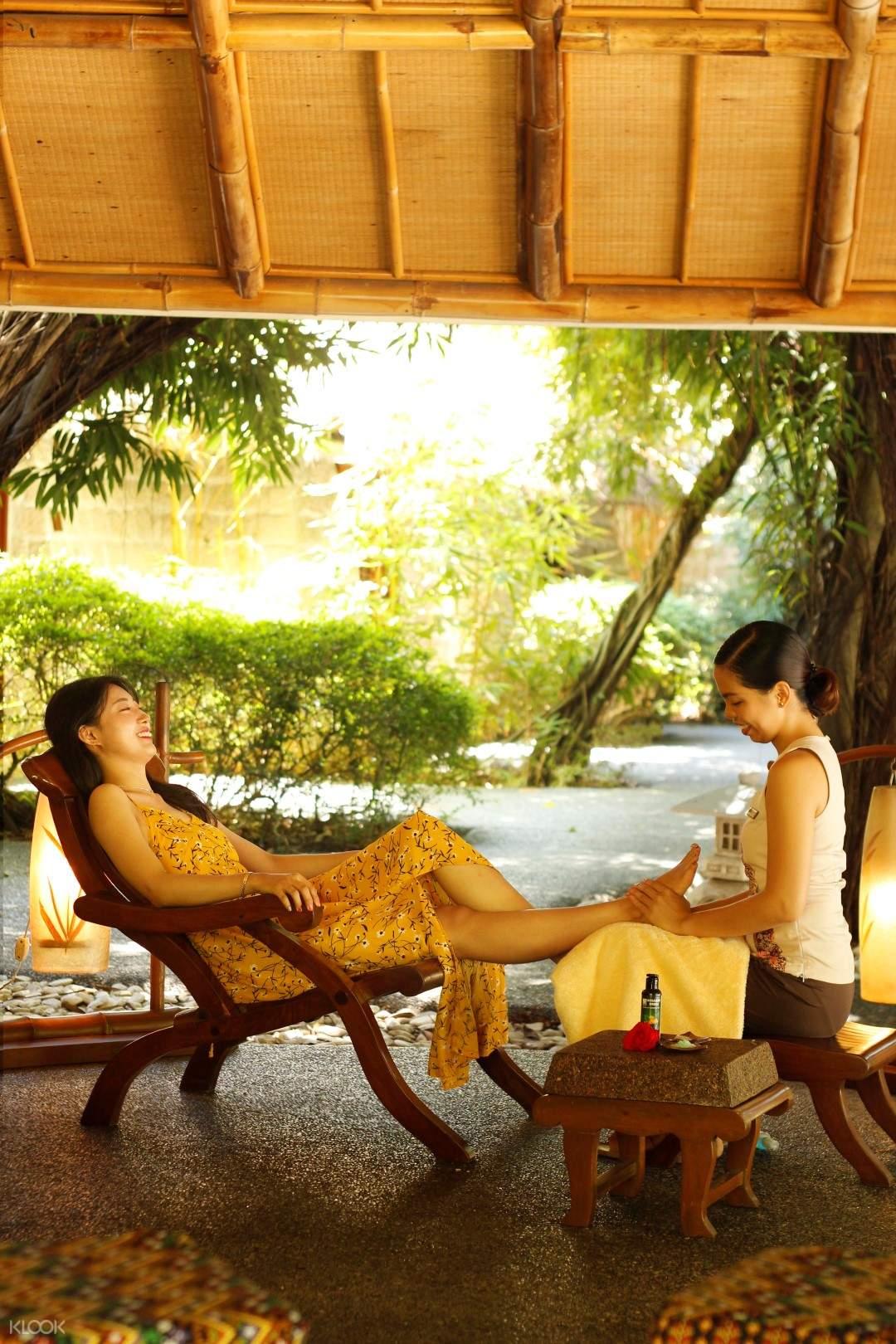 massage in plantation bay