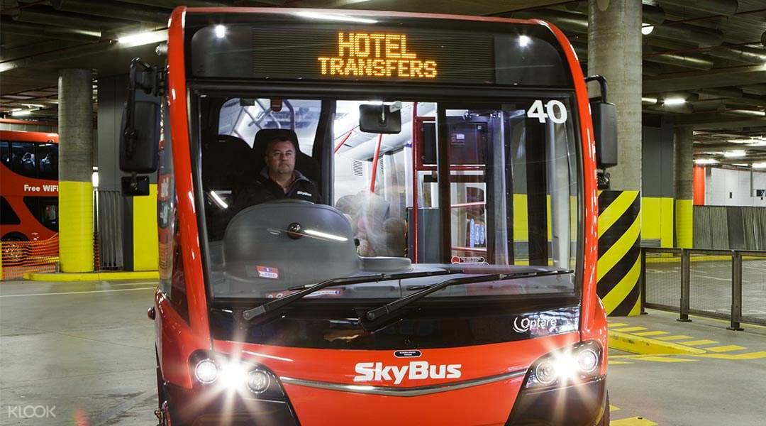 Hotel Transfer Bus