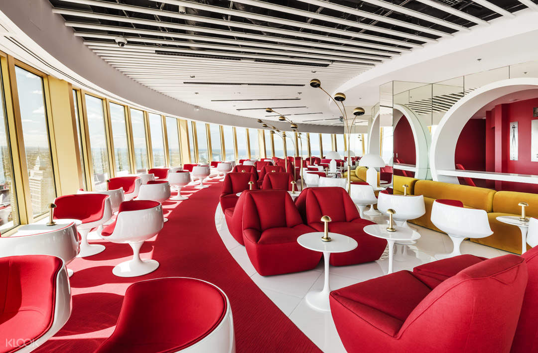 Bar 83 at Sydney Tower 3 - Credit Robert Walsh Photography