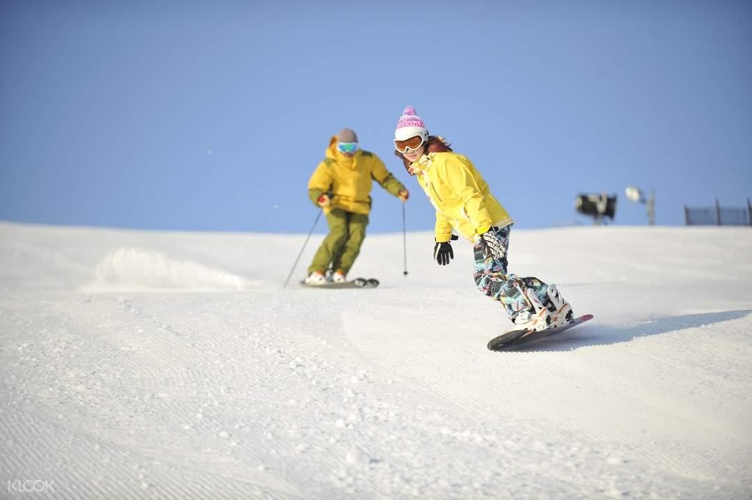 ski resorts near Kyoto