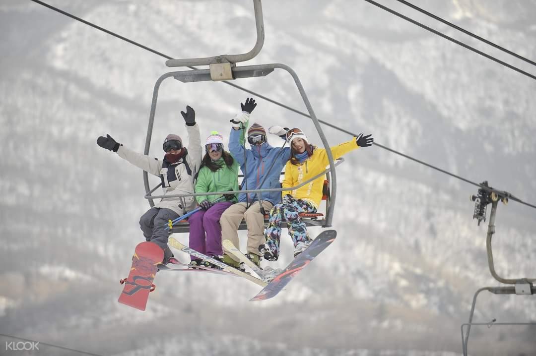 琵琶湖谷滑雪,箱館山滑雪,京都滑雪,大阪滑雪,京都親子滑雪,京都滑雪巴士