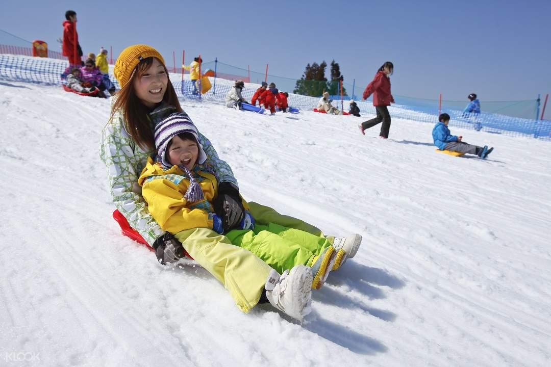 琵琶湖谷滑雪,箱馆山滑雪,京都滑雪,大阪滑雪,京都亲子滑雪,京都滑雪巴士