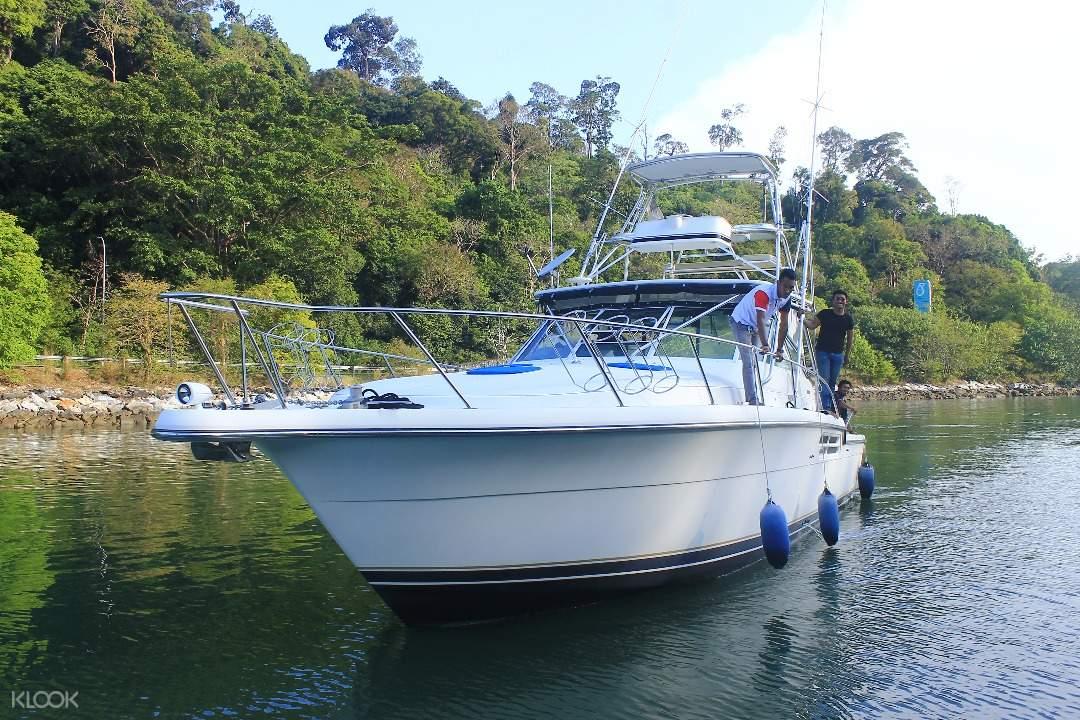 langkawi cruise boat