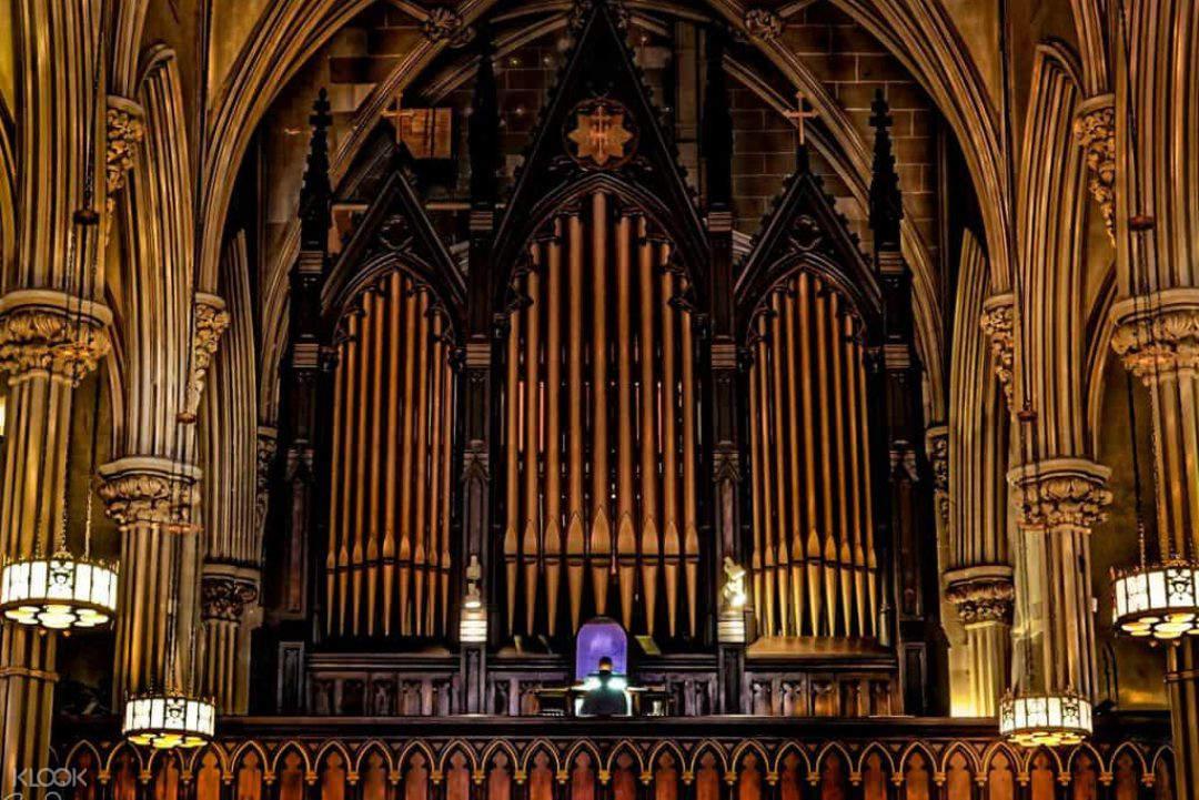 Erben organ