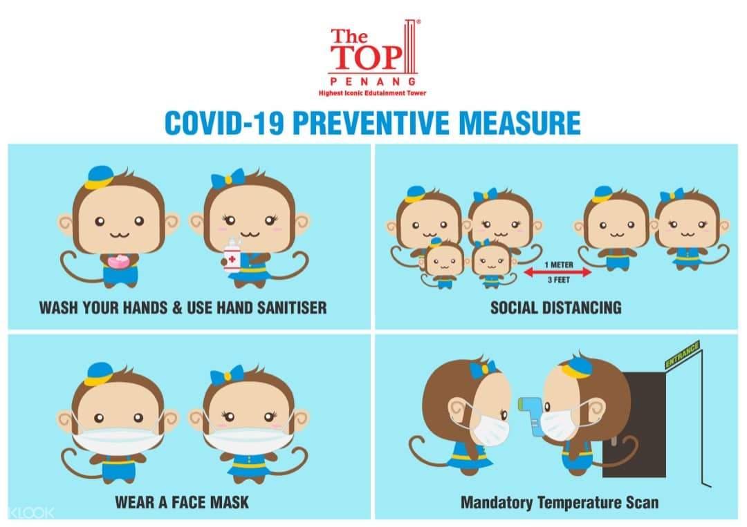 The top covid-19 preventive measures