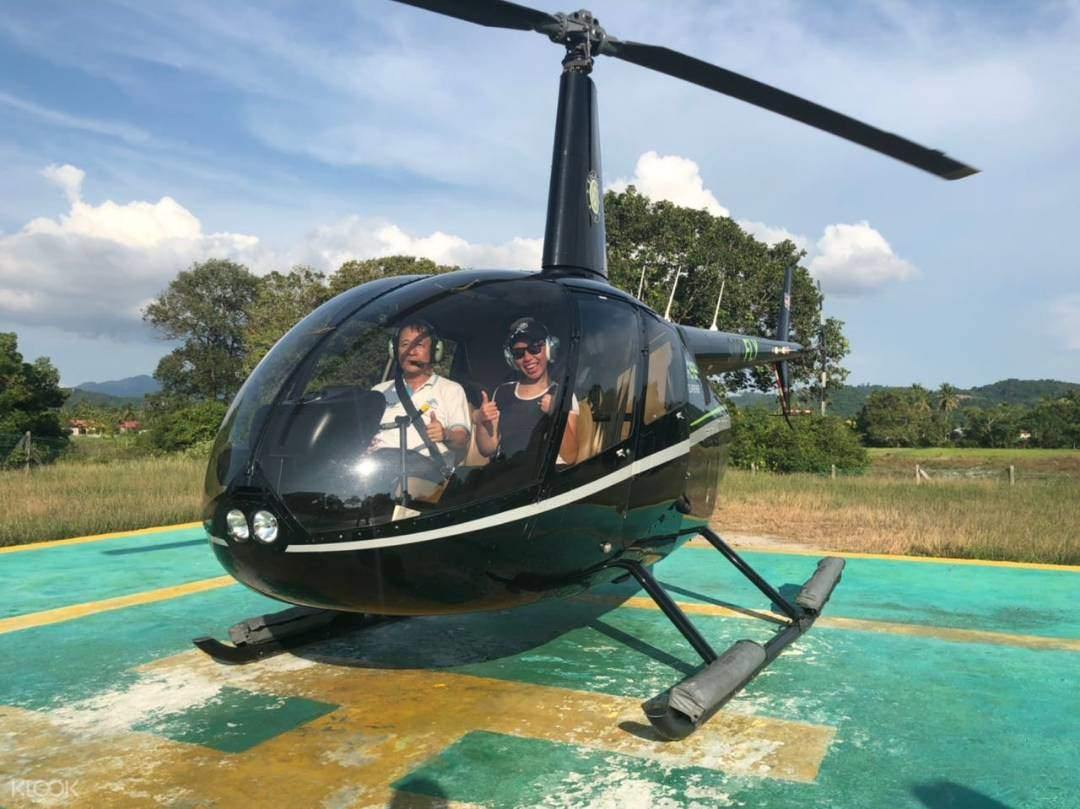langkawi helicopter