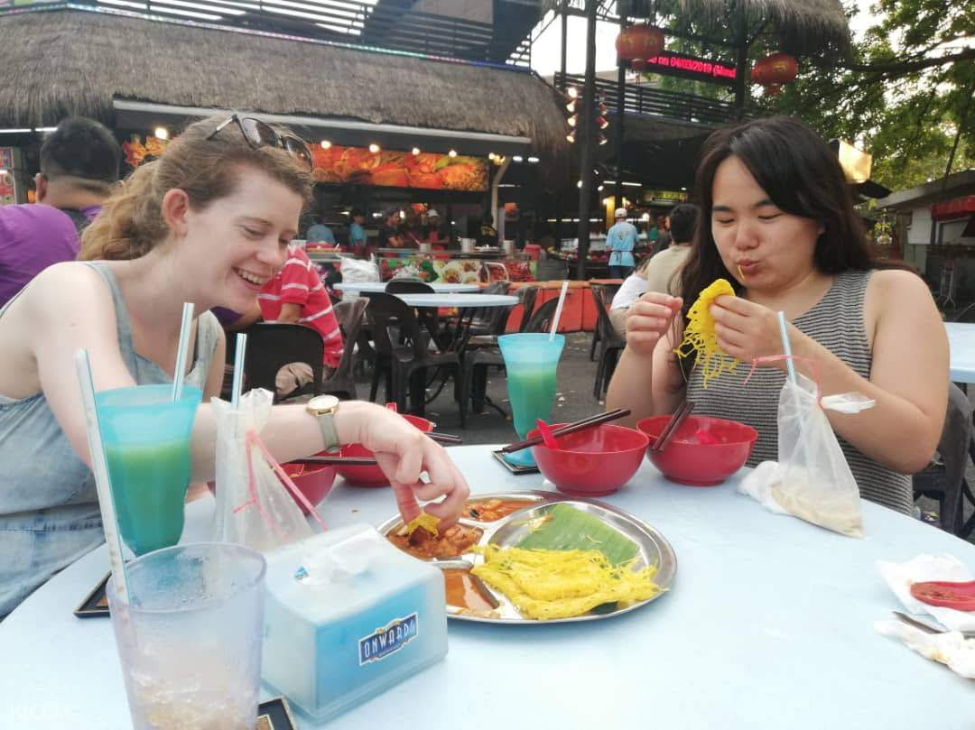 Discovery Food Tour for Dinner in Penang