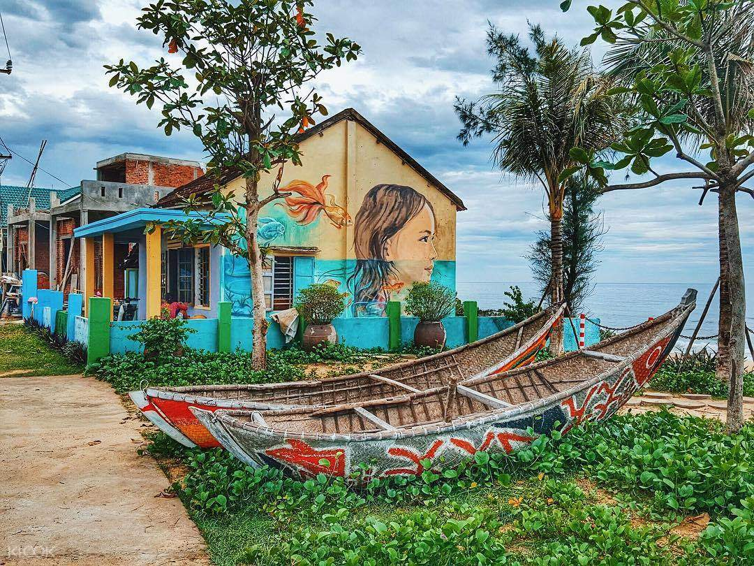 Tam Thanh Fishing village