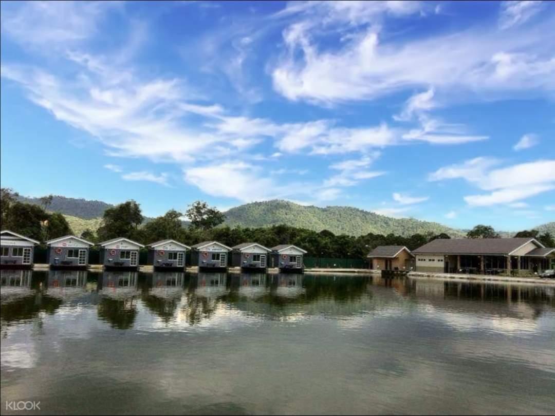 Fishing resort