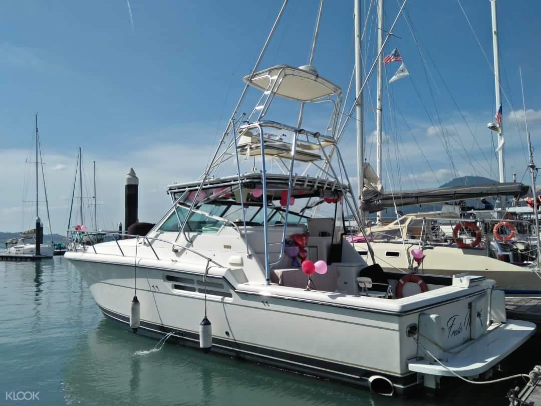 langkawi dinner cruise yacht