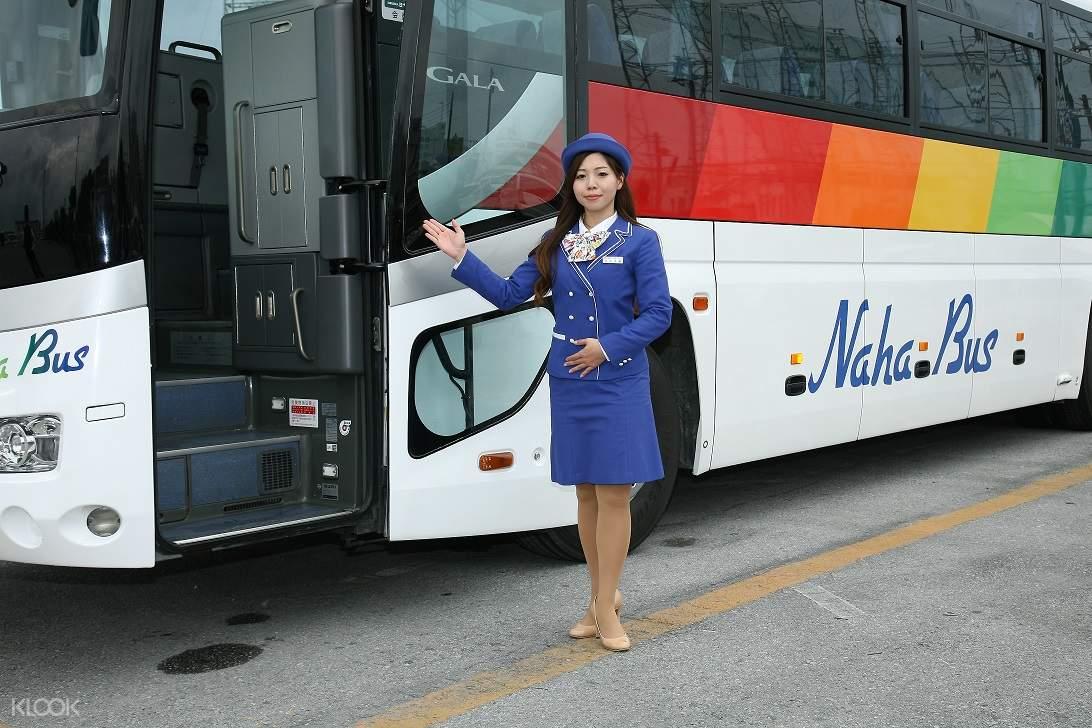 沖繩海洋博公園& 西海岸巴士一日遊